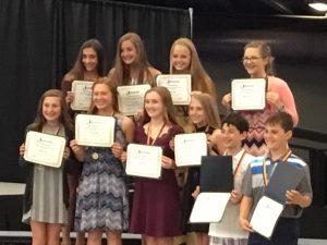 Distinguished Achievement Award Recipients