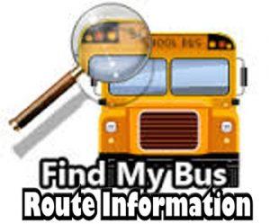 2017 bus route info
