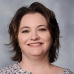 Picture of school counselor, Emily Schwery