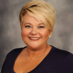 Picture of the Assistant High School Principal, Kelli Rixner
