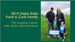 2019 Hope Gala Fund A Cure Family